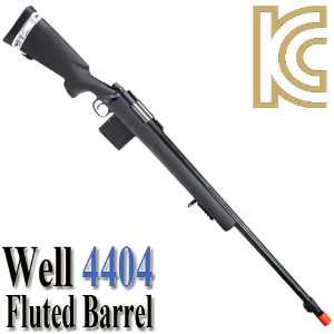 Well 4404 / Fluted Barrel
