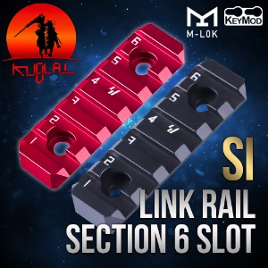 SI Link Rail Section 6 Slot