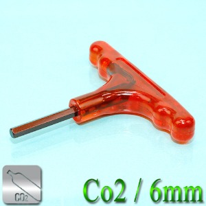 Co2 Wrenches / 6mm