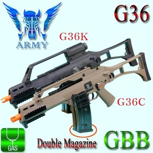 G36 GBB / Open Bolt