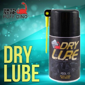 Puffdino Dry Lube / 130ml